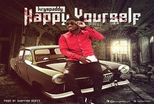 Kryspaddy - Happy Yourself (Prod. By Survivor Beatz)