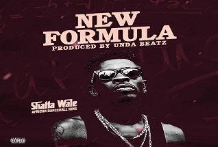 Shatta Wale – New Formula (Prod. by Unda Beatz)