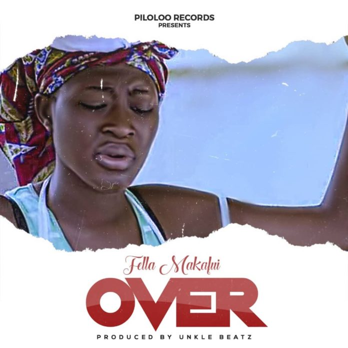 Fella Makafui - Over (Prod. By Unkle Beatz)
