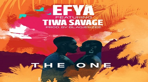 Efya – The One ft. Tiwa Savage (Prod. By Blaq Jerzee)