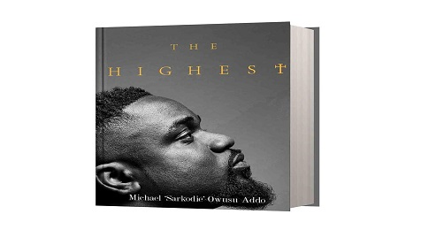 Sarkodie announces his debut book 'The Highest'