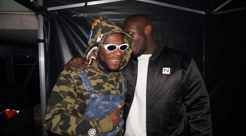 "Burna Boy – ""Real Life"" Featuring. Stormzy"
